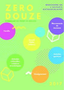 Brochure zero douze