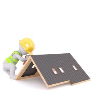 Travaux isolation toit
